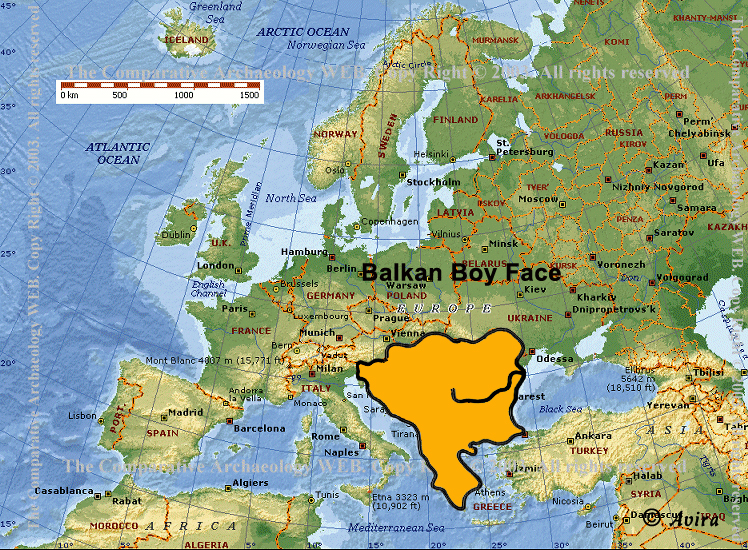 Balkan Boy – Human Face of the Balkan Region