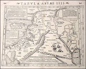 Middle East Map Sinai Peninsula.Anthropomorphic Maps And The Human Shape Of The Holy Land