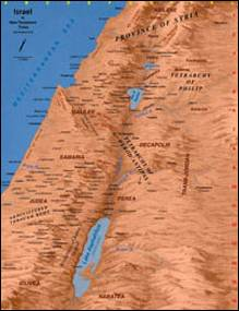 Anthropomorphic Maps And The Human Shape Of The Holy Land
