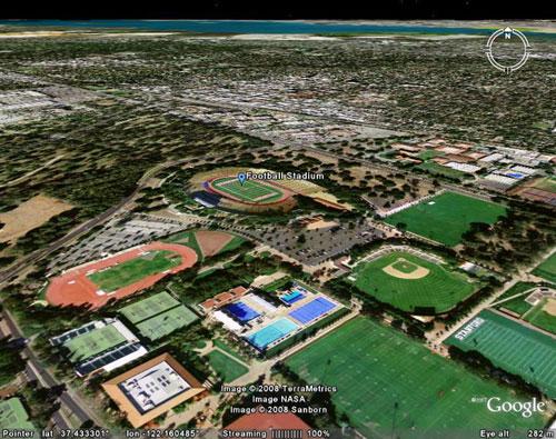 המפרץ הוא המקום האידיאלי לאיצטדיון כדורגל, כמו בסן פרנסיסקו